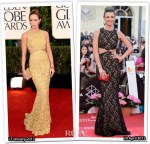 Who Wore Michael Kors Better...Emily Blunt or Natasha Yarovenko?