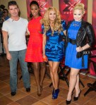 The X Factor Judges Press Conference