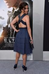 Alice Braga in Calvin Klein Collection
