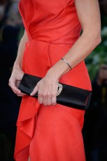 Sandra Bullock's Roger Viiver clutch