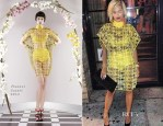Rita Ora In Vionnet - Out In New York City