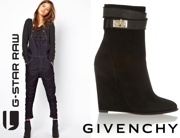 Willow Smith G Star and Givenchy