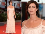 Anna Mouglalis In Chanel Couture - 'La Jalousie' Venice Film Festival Premiere