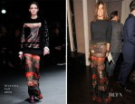 Carine Roitfeld In Givenchy - The Daily Front Row's Fashion Media Awards