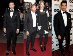 GQ Men Of The Year Awards Menswear Round Up