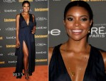 Gabrielle Union In Pierre Balmain - Entertainment Weekly's Pre-Emmy Party
