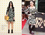 Katy Perry In Moschino Cheap & Chic - Good Morning America