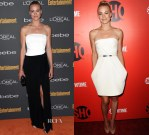 Yvonne Strahovski In Paule Ka & Kaufmanfranco - Entertainment Weekly Pre-Emmy Party & Showtime's 2013 Emmy Eve Soiree