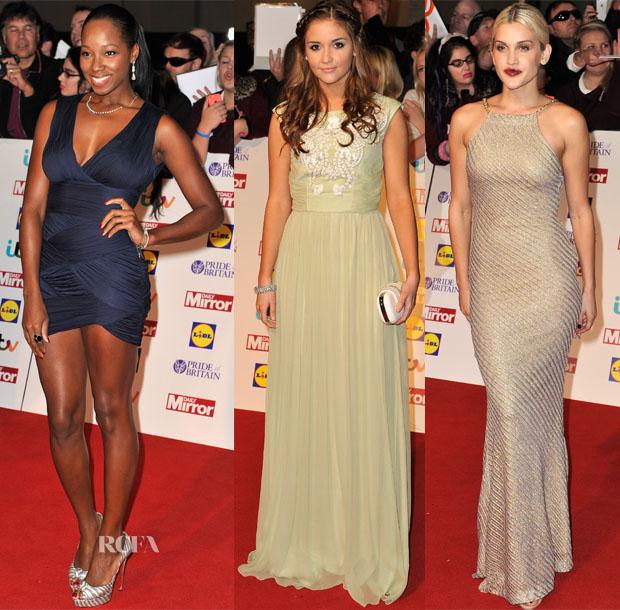 2013 Pride of Britain Awards Red Carpet Roundup 3