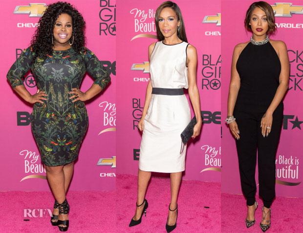 Black Girls Rock! 2013 Red Carpet Roundup 2