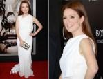 Julianne Moore In Givenchy - 'Carrie' LA Premiere