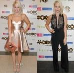 Kimberly Wyatt In Felder Felder & AQ AQ - 2013 MOBO Awards
