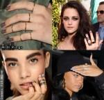 Celebrities Love...Midi Rings