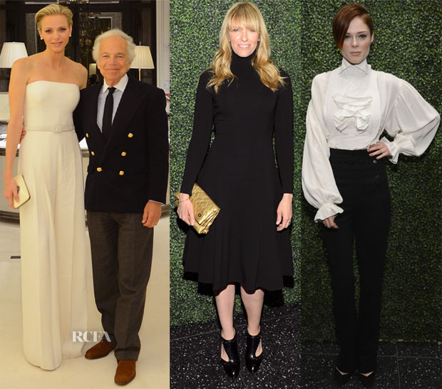 Ralph Lauren's Screening Of Hitchcock's 'To Catch A Thief' Celebrating The Princess Grace Foundation