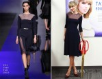 Taylor Swift In Elie Saab - The Taylor Swift Education Center Opening