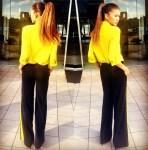 Zendaya Coleman In DKNY - Instagram
