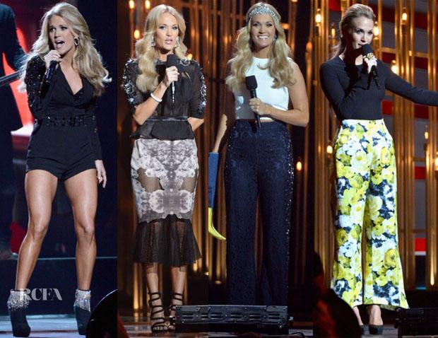 Carrie Underwood CMA 2