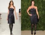 Christina Ricci In Thakoon - CFDA/Vogue 2013 Fashion Fund Finalists