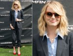 Emma Stone In Band of Outsiders - 'The Amazing Spider-Man 2' Photocall