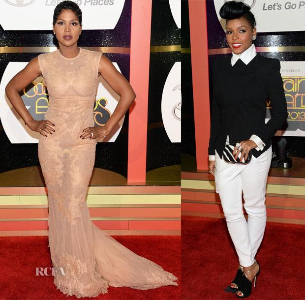 Soul Train Awards 2013 Red Carpet Roundup