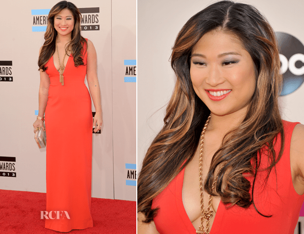 Jenna Ushkowitz - 2013 American Music Awards