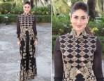 Kareena Kapoor In Anamika Khanna Couture - 'Vith U' App Launch