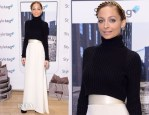 Nicole Richie In Lovers + Friends & Holmes & Yang - Styletag Launch