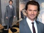 Richard Armitage In Hugo Boss - 'The Hobbit: The Desolation Of Smaug' LA Premiere