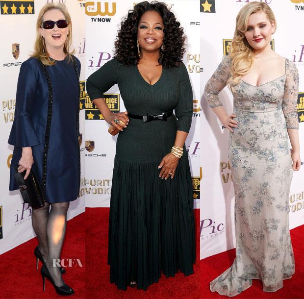 2014 Critics' Choice Movie Awards Red Carpet Roundup