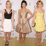 ELLE's Women In Television Celebration Red Carpet Roundup