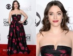 Kat Dennings In David Meister - 2014 People's Choice Awards