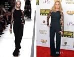Margot Robbie In Elie Saab - 2014 Critics' Choice Movie Awards