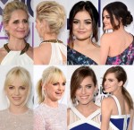 Hair Trend Spotting: People's Choice Awards Effortless Updos