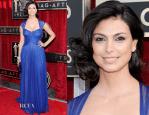 Morena Baccarin In Monique Lhuillier – 2014 SAG Awards
