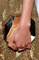 Naomie Harris' Rauwolf clutch
