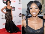 Brandy Norwood In Jean Fares Couture - NAACP Image Awards 2014