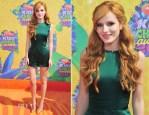 Bella Thorne In Valentino - Nickelodeon Kids' Choice Awards 2014