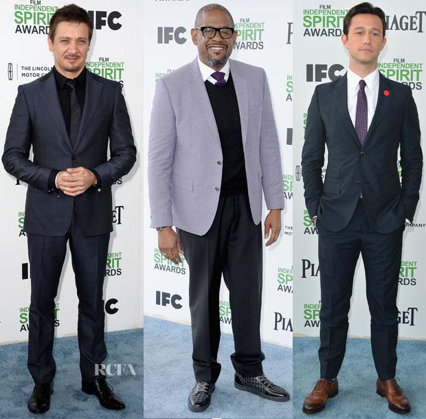 Film Independent Spirit Awards 2014 Menswear Roundup 2