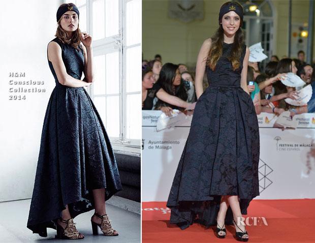 Leticia Dolera In H&M Conscious Collection – 'Carmina y Amen' Malaga Film Festival Premiere