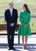 Catherine, Duchess of Cambridge in Catherine Walker