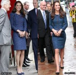 Catherine, Duchess of Cambridge In Rebecca Taylor - Royal New Zealand Police College