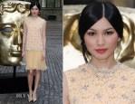 Gemma Chan In The Gathering Goddess - BAFTA Television Craft Awards
