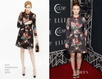 Holland Roden In Erin Fetherston - ELLE's 5th Annual Women In Music Concert Celebration