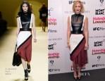 Kristen Wiig In J. Mendel - 'Hateship Loveship' New York Screening