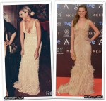 Who Wore Naeem Khan Better...Beyonce Knowles or Michelle Jenner?