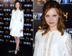 Emily Berrington In  ALICE by Temperley - '24: Live Another Day'