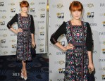 Florence Welch In Vilshenko - Ivor Novello Awards