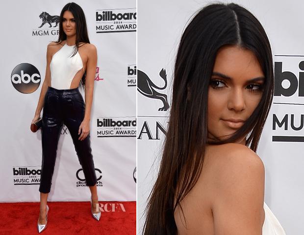 Kendall Jenner In Olcay Gulsen - 2014 Billboard Music Awards