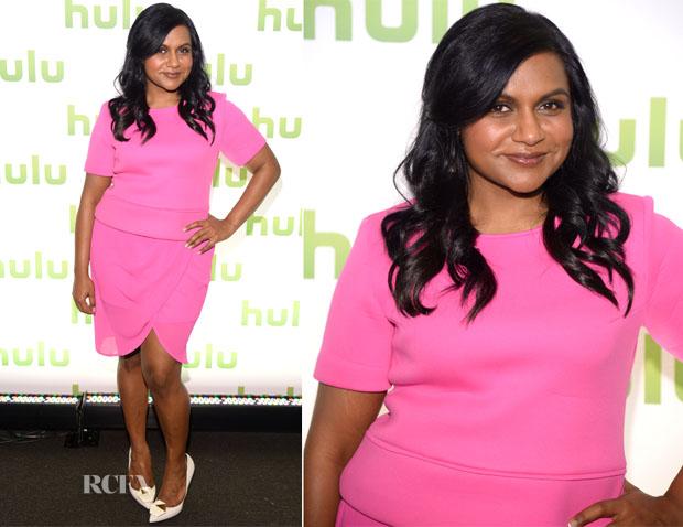 Mindy Kaling In findersKEEPERS - Hulu's Upfront Presentation
