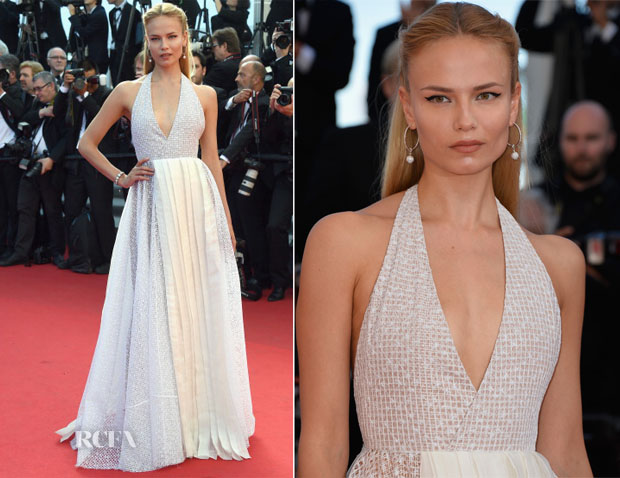Natasha Poly - 'A Fistful of Dollars' Cannes Film Festival Screening & Closing Ceremony